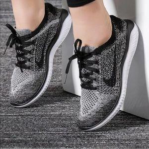 Women's Nike Free RN Flyknit Sneakers